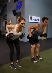 Personal Training Tampa Semi Private with Driven Health and Fitness