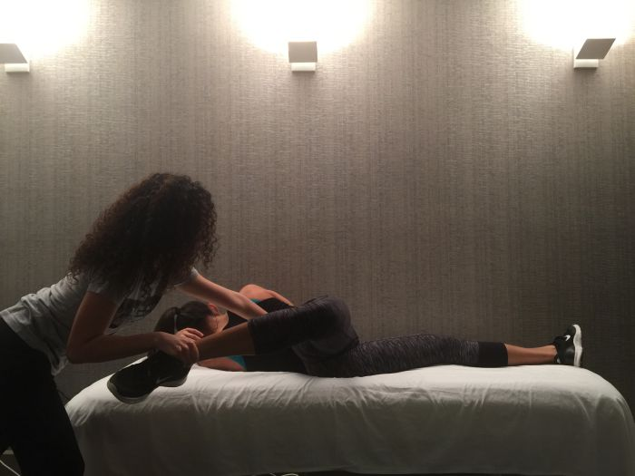 Stretching, Massage Tampa by Driven Health & Fitness Services