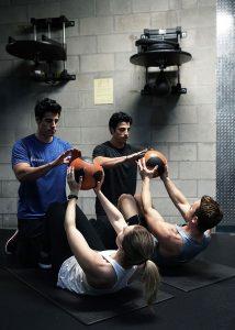 personal training, buddy training, group training