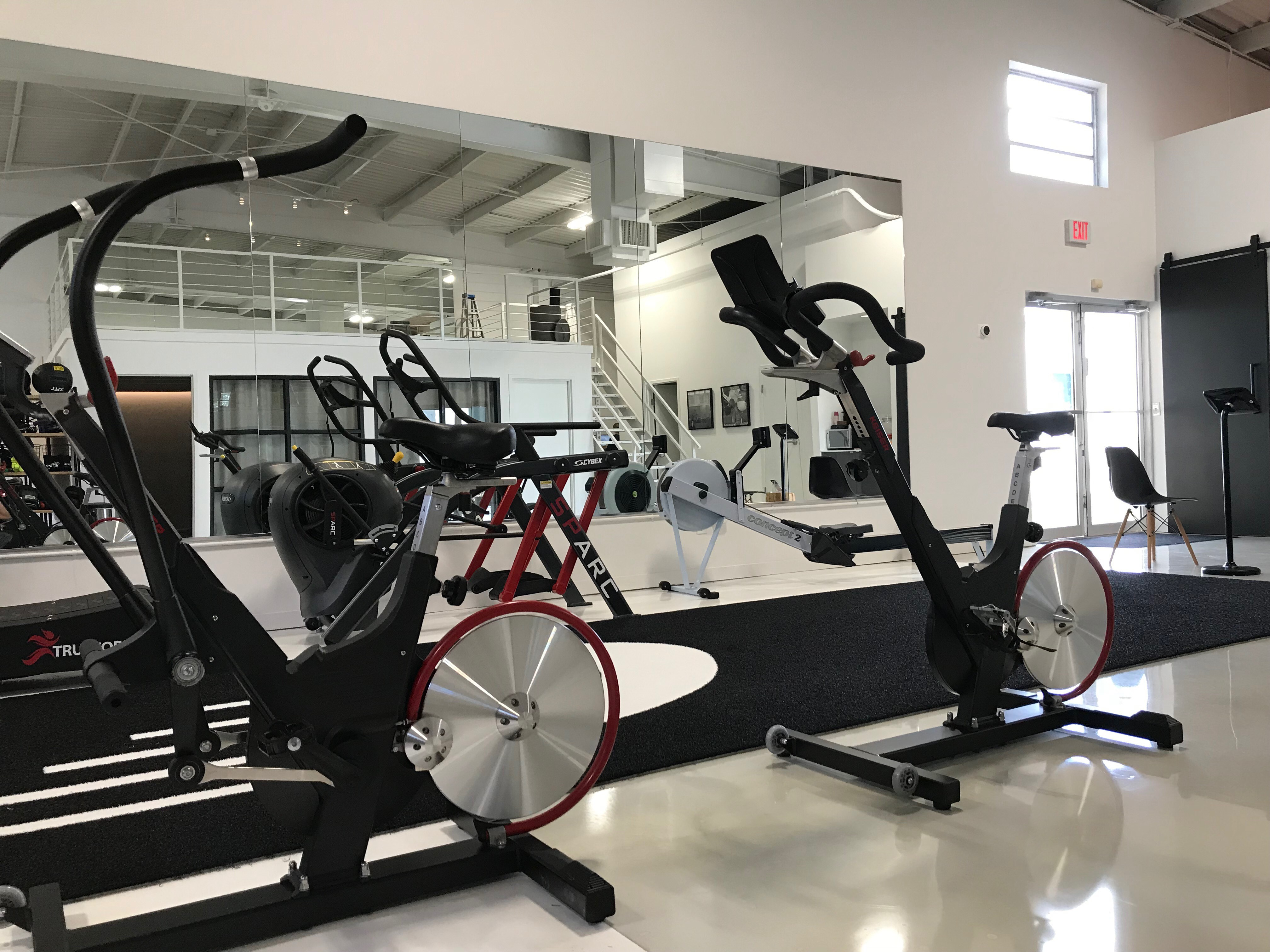 Exercise Equipment DrivenFit SWS South Tampa Gym