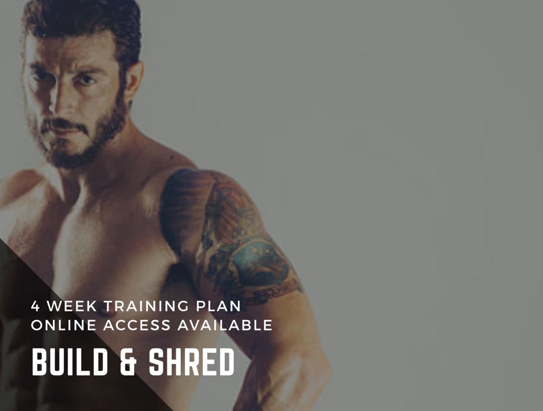 Custom Programs for Fitness Training Men Driven Fit