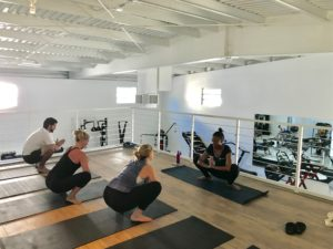 yoga in south tampa