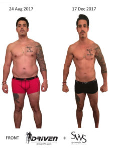 Workout Transformation Driven Fit South Tampa