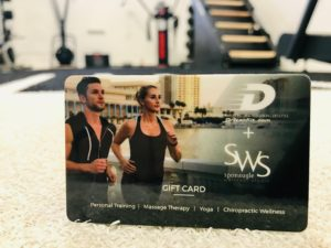 Gift cards for tampa personal training