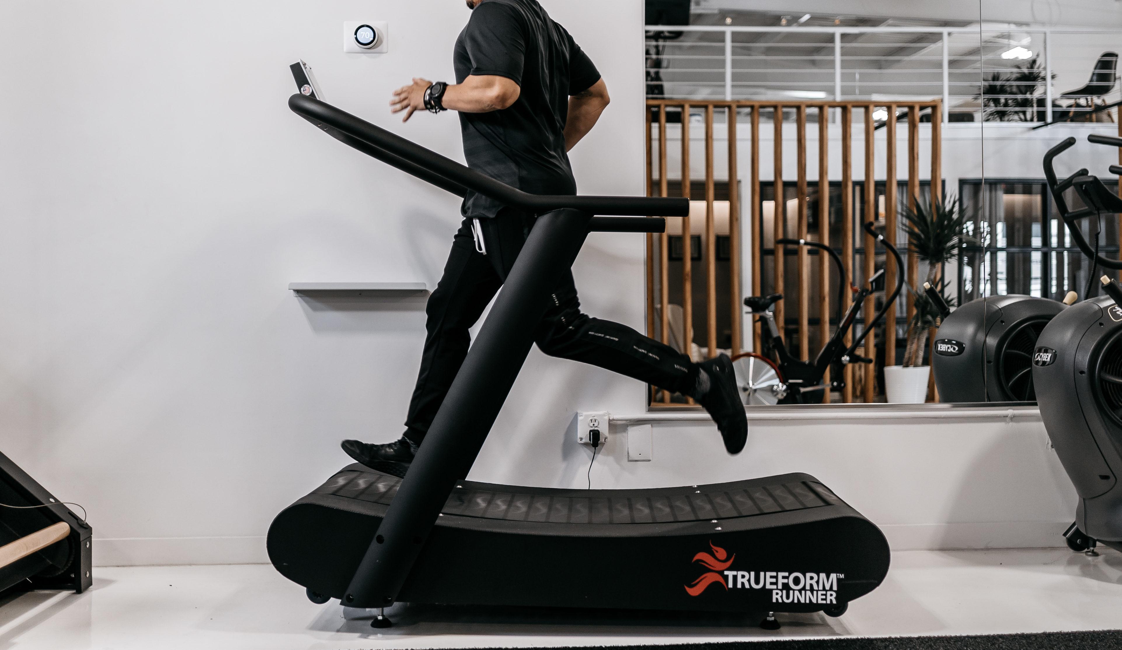 trueform runner machine Driven + SWS Tampa Personal Trainer