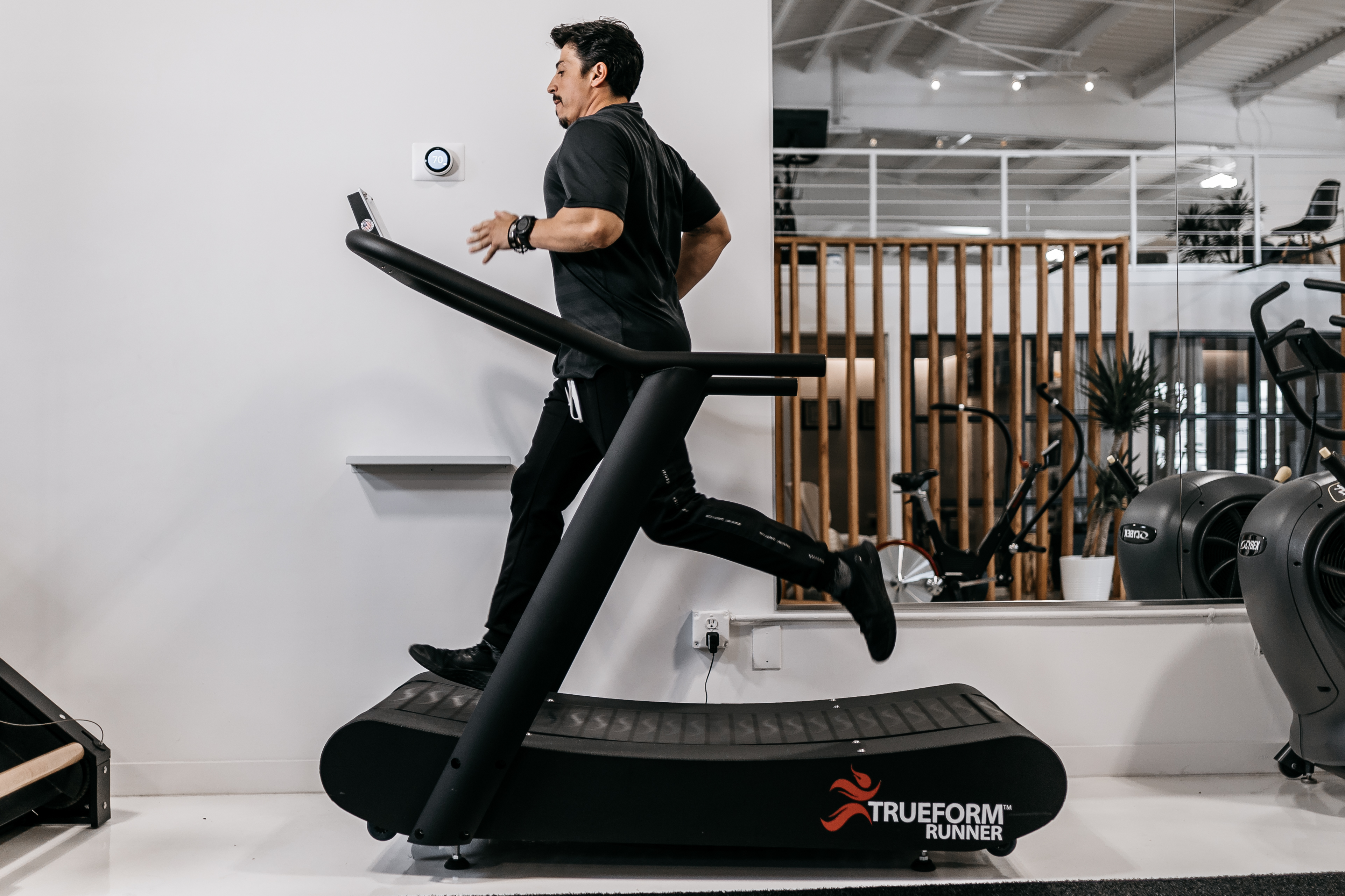 trueform runner machine Driven + SWS Tampa Personal Trainer