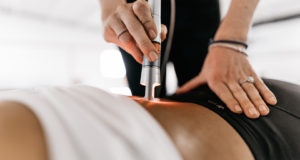 K Laser Therapy Pain Relief SWS Wellness