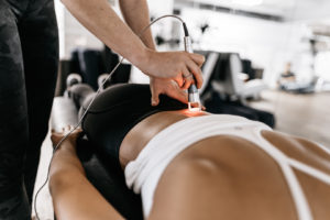 K Laser Treatment SWS Wellness Studio Tampa