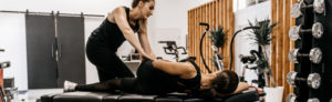 Correct Posture Month May Driven Fit + SWS Chiropractors Tampa