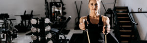 Triathlon Training Indoors Driven SWS Cable Exercise