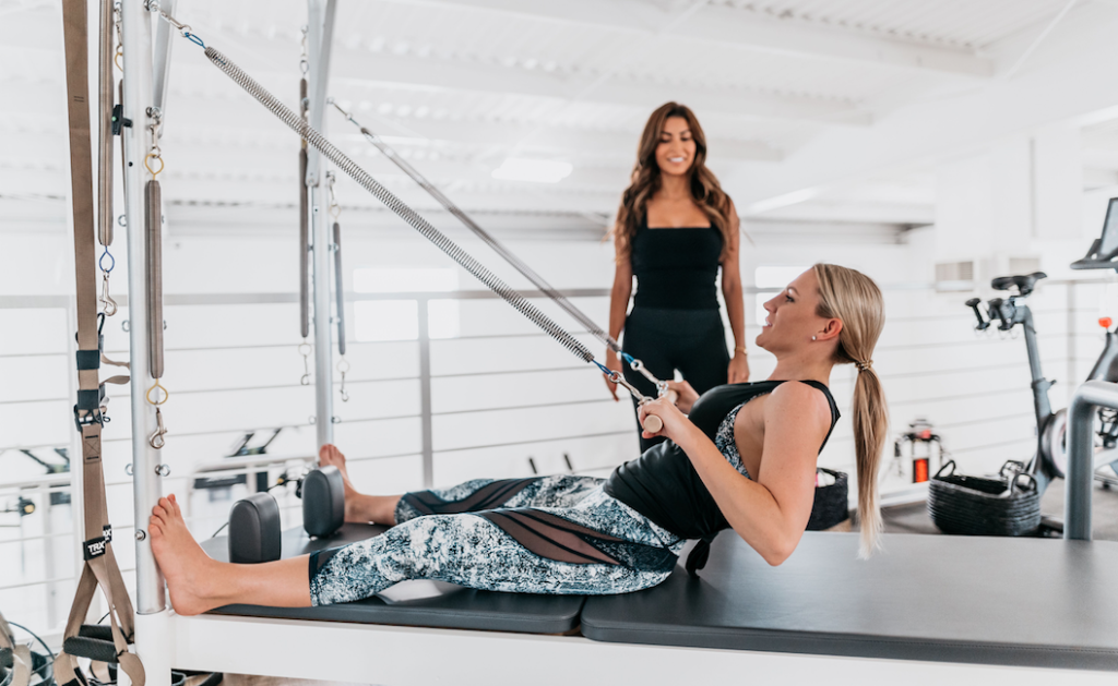 Pilates DrivenFit South Tampa FL Studio