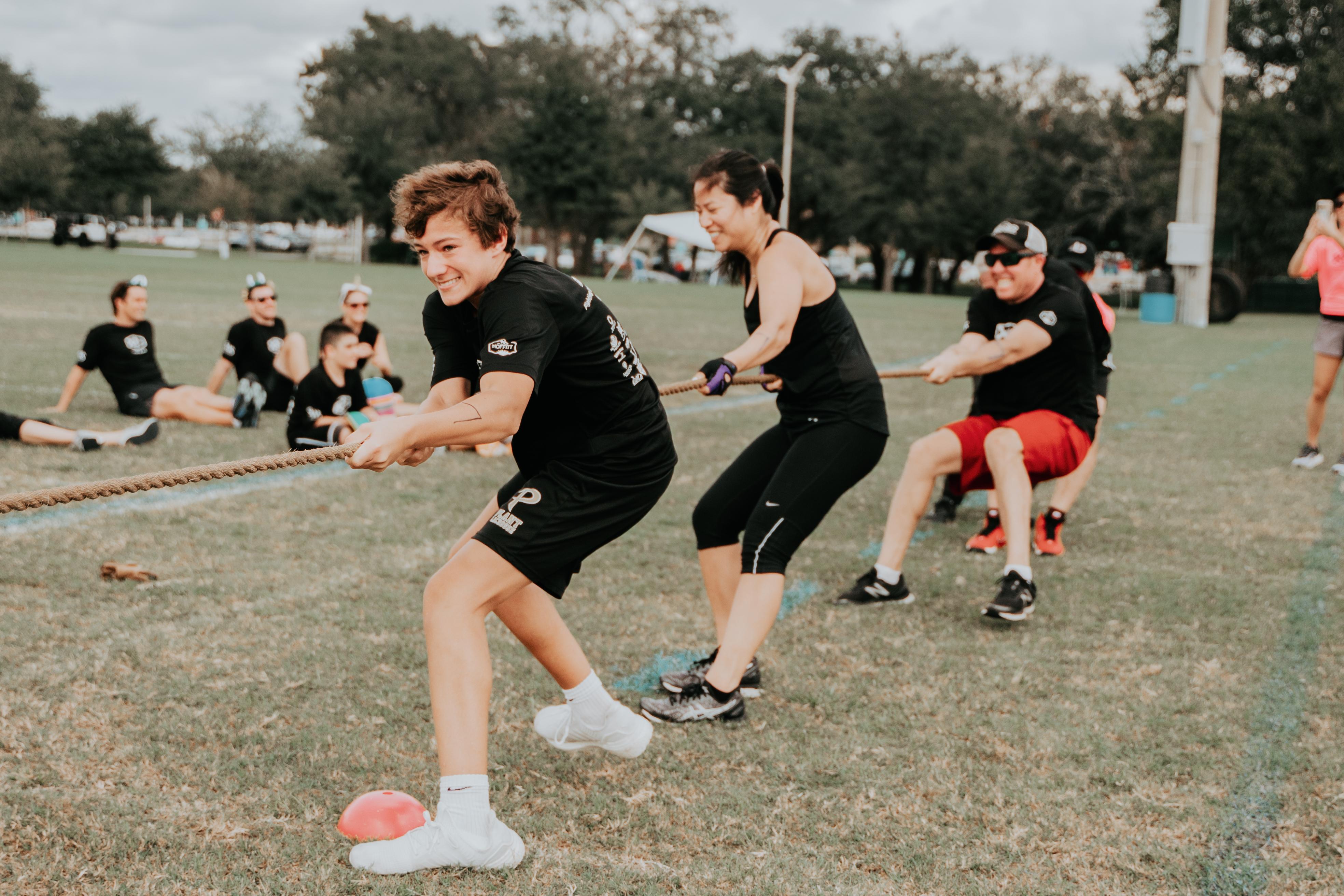 Drivenfit Tampa XFIT games 2019