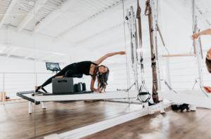 Stretching DrivenFit Tampa FL Studio Gym