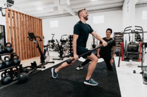 New sneakers DrivenFit Tampa Workout