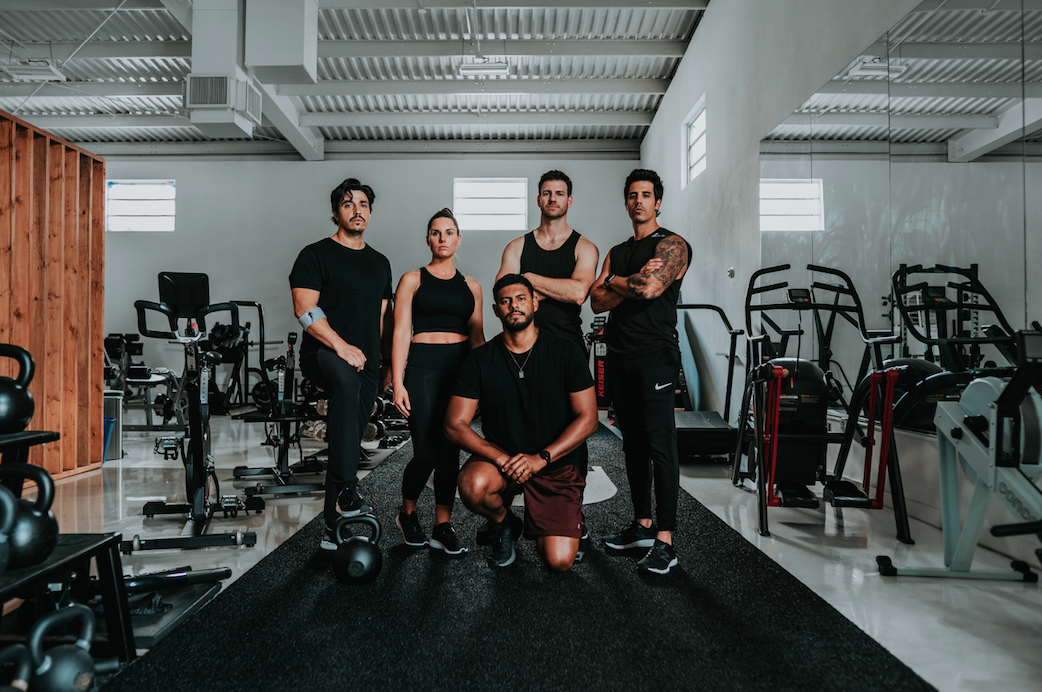 Team Driven SWS South Tampa Studio Gym