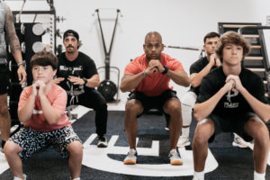 kids teens and adults working out at Driven Fit SWS Tampa