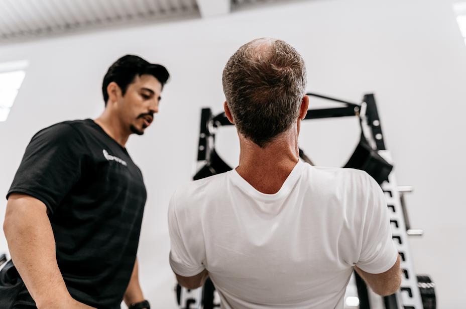 avoiding neck pain while exercising