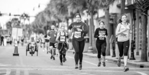 running race core exercises to set a PR DrivenFit Tampa