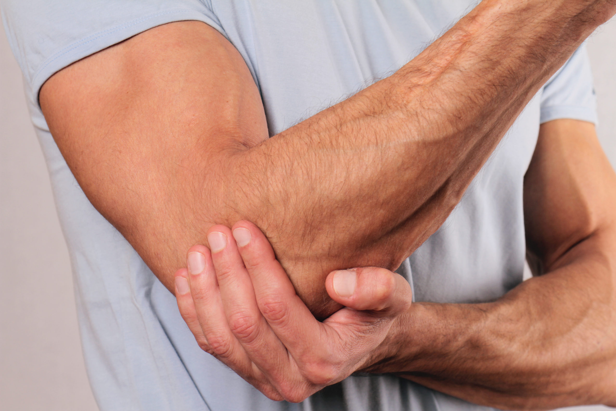 tennis elbow pain Driven Fit SWS South Tampa Gym