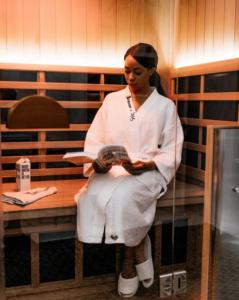 managing stress driven fit tampa sauna
